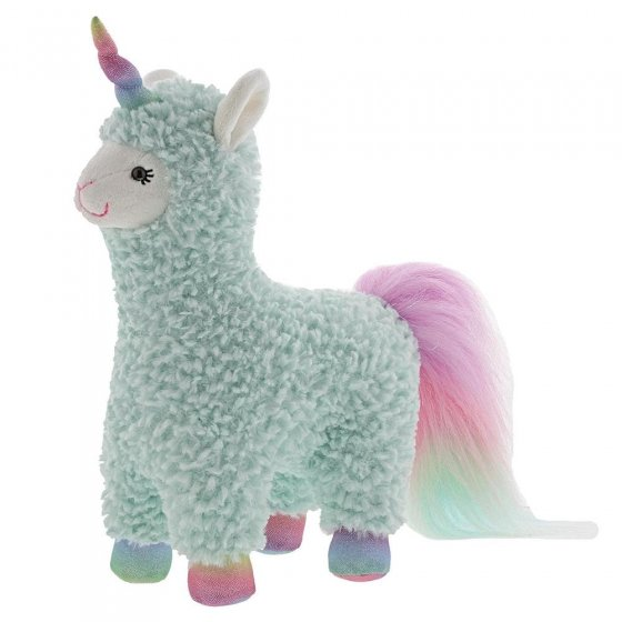 Cotton Candy Turquoise Llamacorn