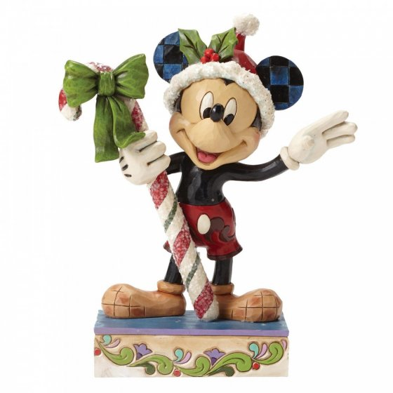 Sweet Greetings (Mickey Mouse Figurine)