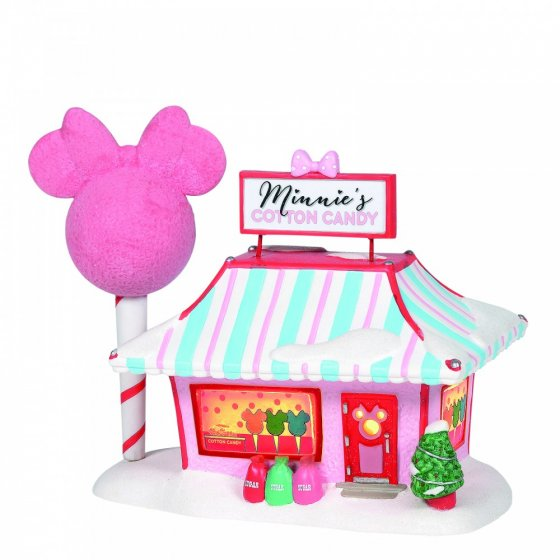 Minnie Mouse's Cotton Candy Shop - UK Adaptor