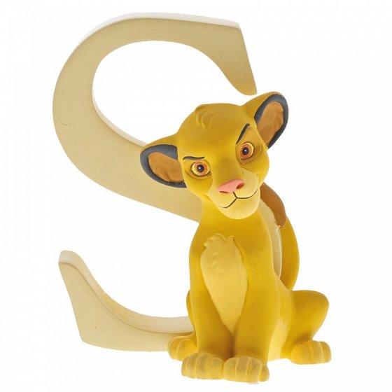 """""""S"""" - Simba"""