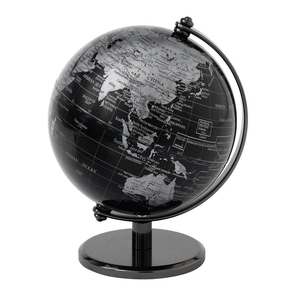 black globe 13cm enesco. Black Bedroom Furniture Sets. Home Design Ideas