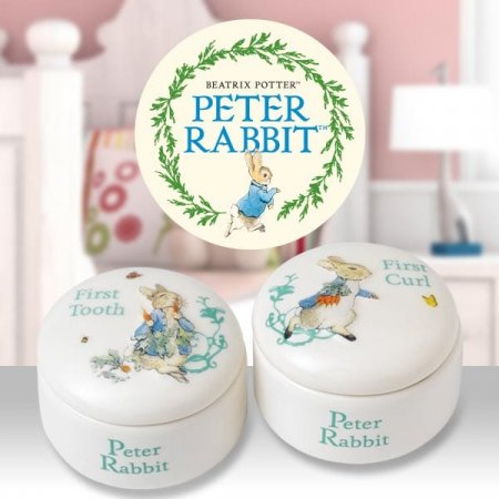 Paw-fect Peter Rabbit baby gifts fit for a little prince or princess