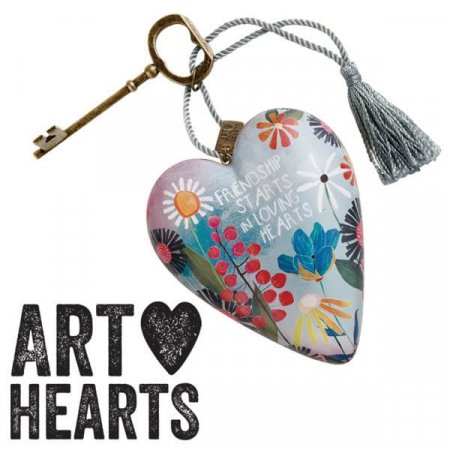 Art Hearts expands range with two new additions to collection,  allowing gift-givers even more opportunities to express their love