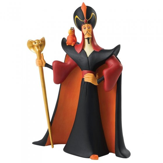 O' Mighty Evil One (Iago & Jafar Figurine)