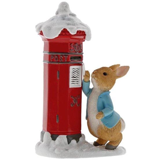 Peter Rabbit's Letter to Santa