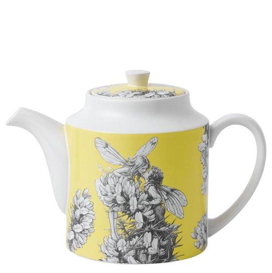 Gorse Teapot