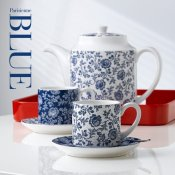 Presenting Parisienne Blue ceramic gifts from Hallmark by Enesco
