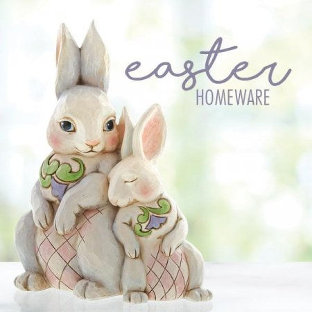Hop, hop, hurray!  Seasonal springtime homeware to help your customers decorate for Easter