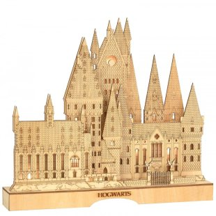 Harry Potter Hogwarts Lit Centrepiece