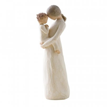 Help your customers to show her how special she is this Mother's Day  with Willow Tree