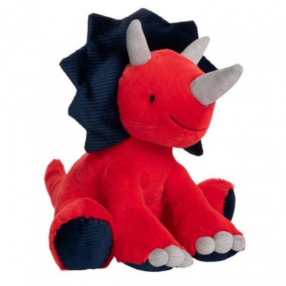 "Carson the Triceratops 12""L"
