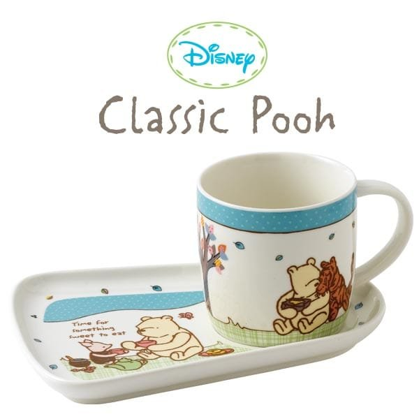 Something sweet to share from Classic Pooh by Enesco