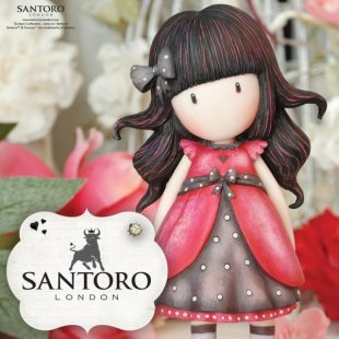 Latest exquisite Santoro® collectible keepsakes; created to own, love and to treasure
