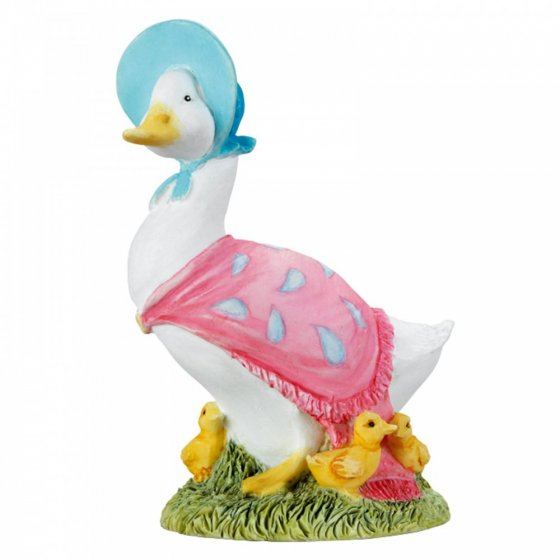 Jemima Puddle-Duck with Ducklings
