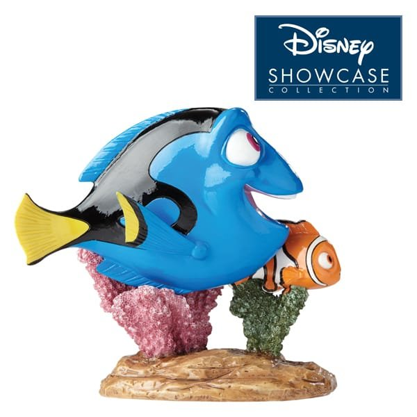 New characters join Enesco's Disney Showcase Collection