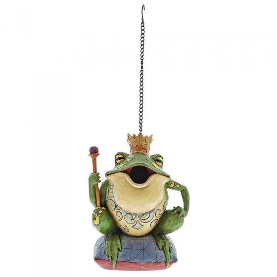 Frog Prince Birdhouse