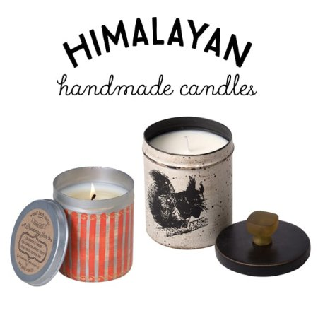 Eight New Candles; Four New Fragrances…from Himalayan Candles