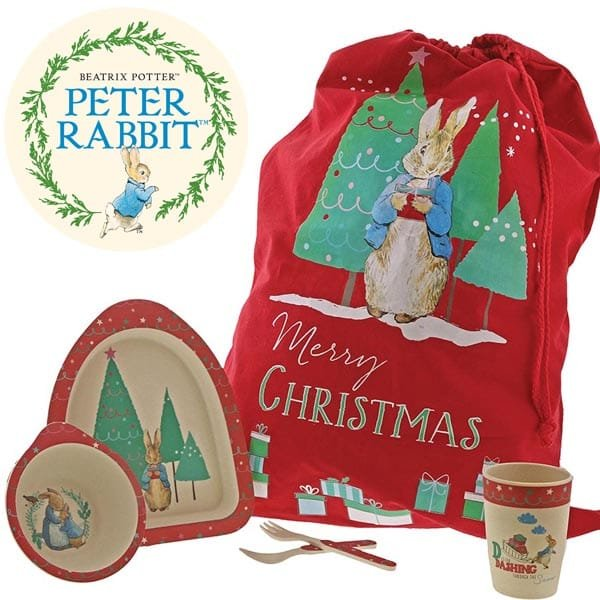 Enesco launches new festive items into the Peter Rabbit™ Winter Collection
