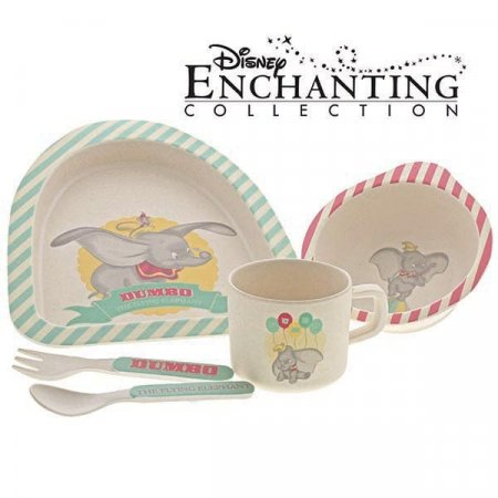 Enesco unveils a new Dumbo Baby range in its Enchanting Disney collection