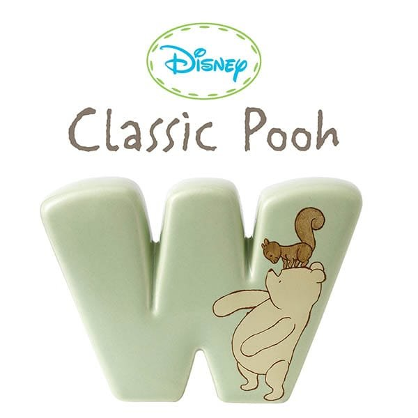 Let Classic Pooh Spell It Out For You