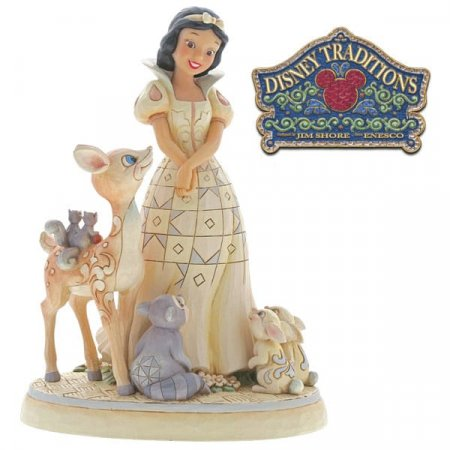 Enesco unveils new Snow White additions in  Disney Traditions by Jim Shore collection