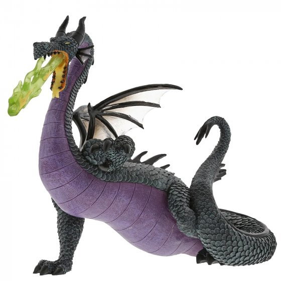 Maleficent as Dragon Figurine