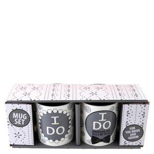 I Do Mug Set (Set 2)