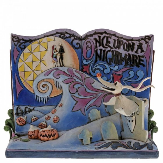 Once Upon A Nightmare (Storybook Nightmare Before Christmas