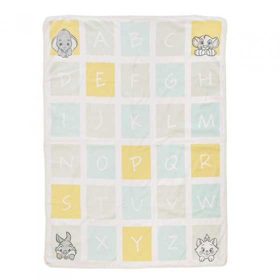 Disney Baby ABC Blanket