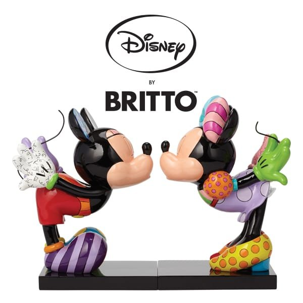 Latest Additions to Disney by Britto