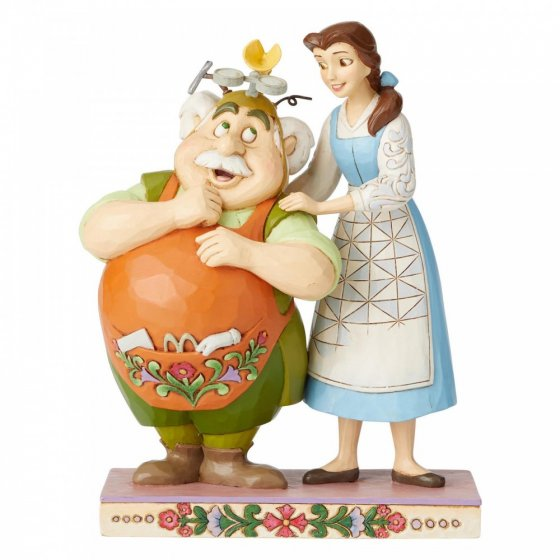 Devoted Daughter (Belle and Maurice Figurine)