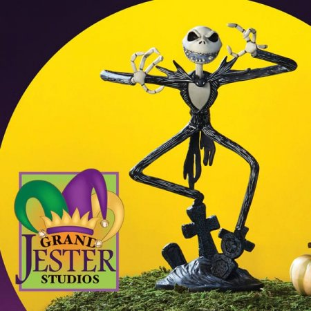 New Nightmare Before Christmas figurines launch Grand Jester Studio collection for Enesco