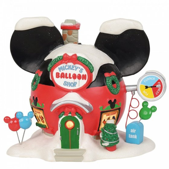 Mickey's Balloon Inflators - EU Version