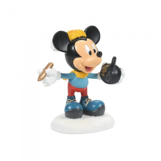 Mickey's Finishing Touches Figurine