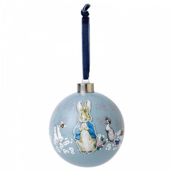 Peter Rabbit Decorative Bauble