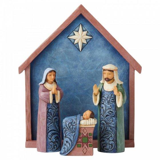 Blessed Bethlehem (Nativity 4 Piece Set)