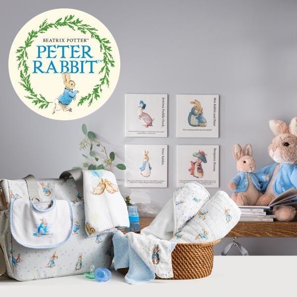 Peter Rabbit Baby from Enesco