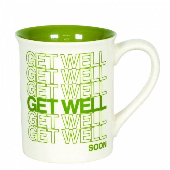 Get Well Type Mug