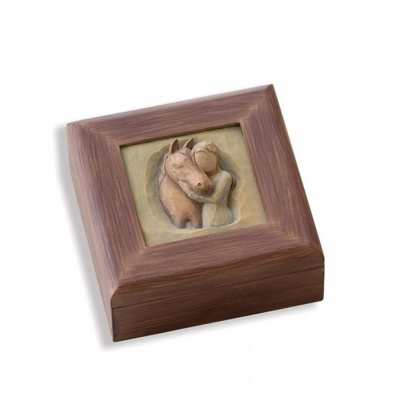 Willow Tree - Quiet Strength Memory Box