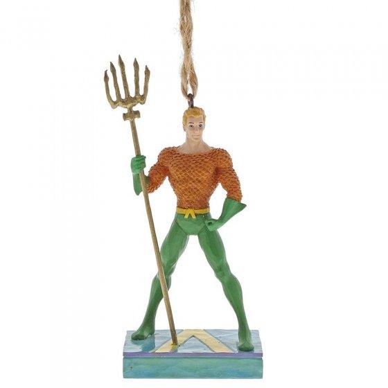Aquaman Silver Age Hanging Ornament