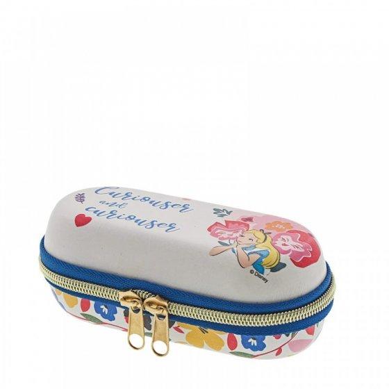 Alice in Wonderland Glasses Case