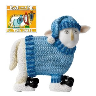 Two NewAdorable 'Ewe and Me' Characters from Toni Goffe