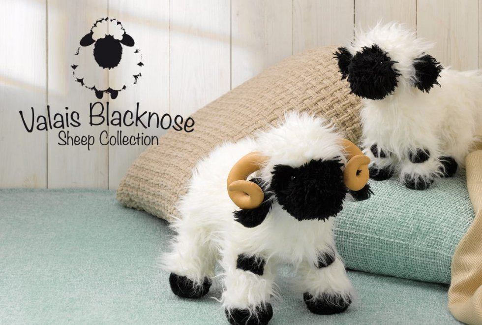 Valais Blacknose Sheep Collection