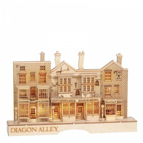 Diagon Alley Illuminated Centrepiece