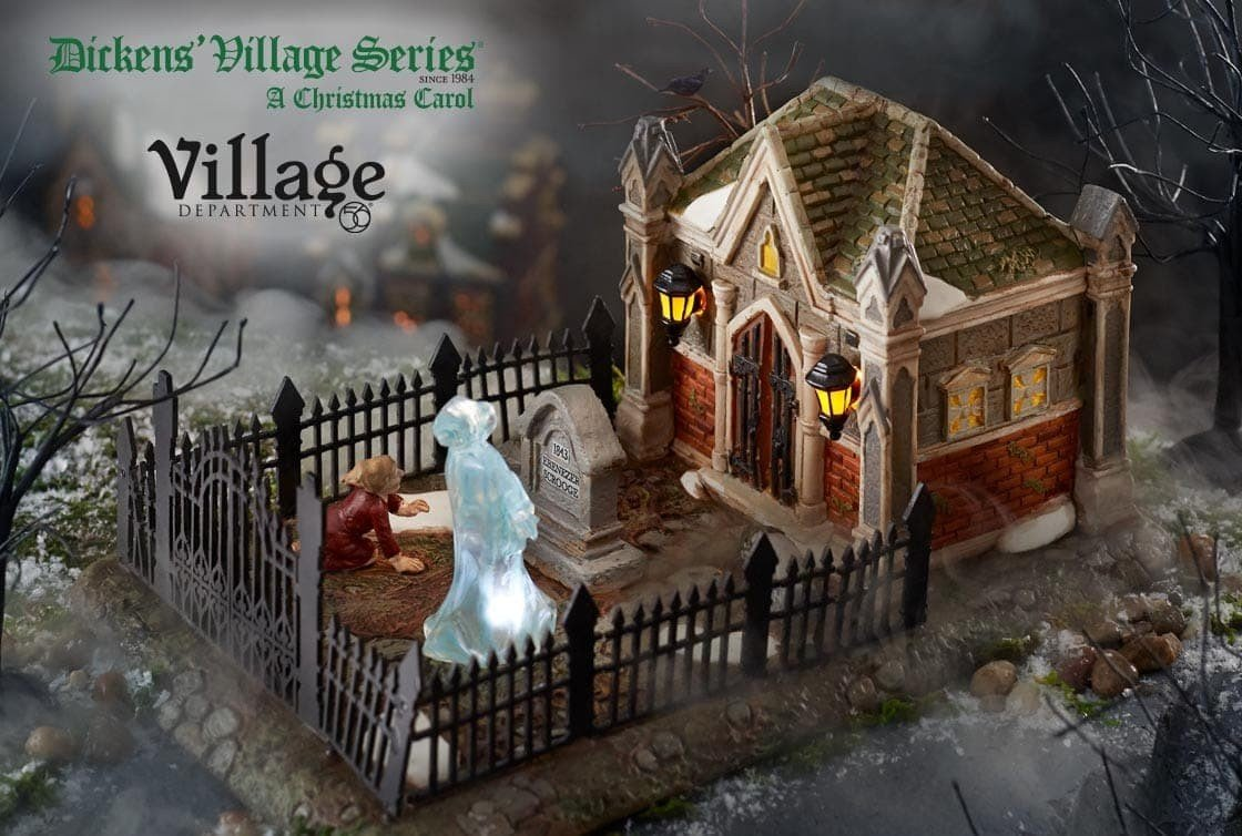 Dickens Village by D56