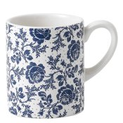 Parisienne Blue Mug (White)