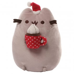 Pusheen Christmas Snackable (pack 4)