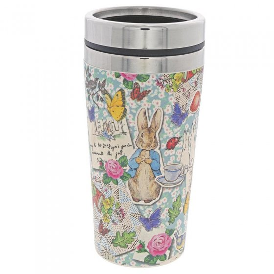 Peter Rabbit Bamboo Travel Mug