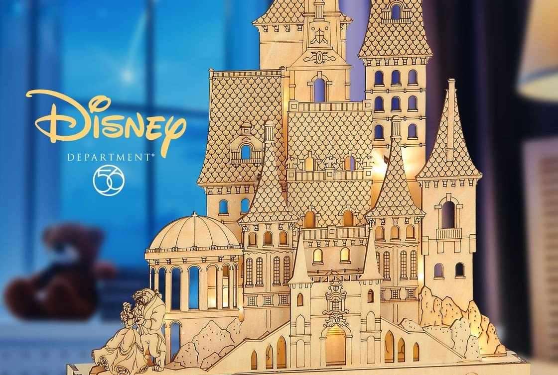 Disney by Department 56