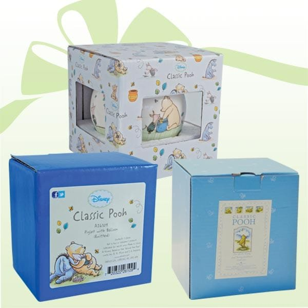 Classic Pooh Gift Packaging